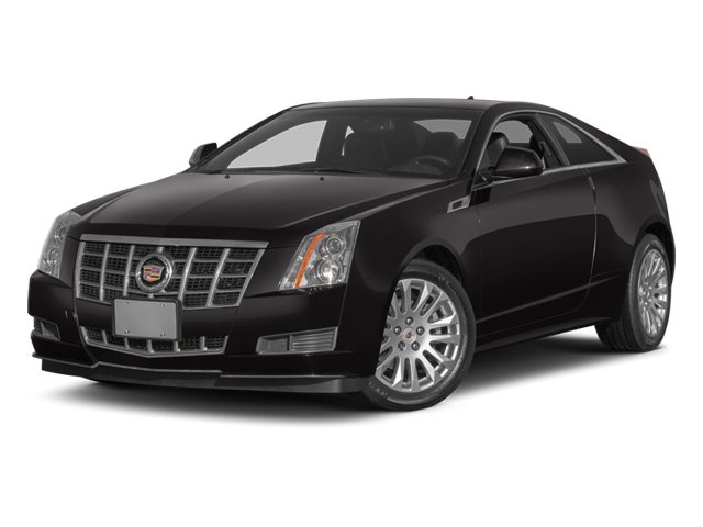2014 Cadillac CTS Coupe Base 2dr Cpe AWD Gas V6 3.6L/217 [1]