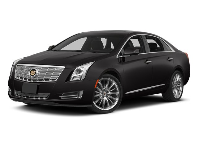 2014 Cadillac XTS Platinum 4dr Sdn Vsport Platinum AWD Turbocharged Gas V6 3.6L/217 [2]