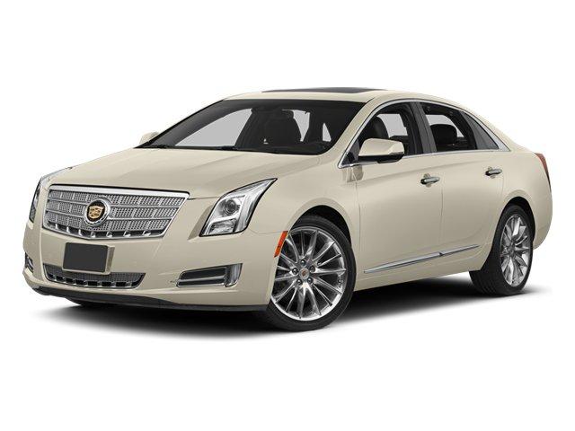 2014 Cadillac XTS Luxury 4dr Sdn Luxury FWD Gas V6 3.6L/217 [0]