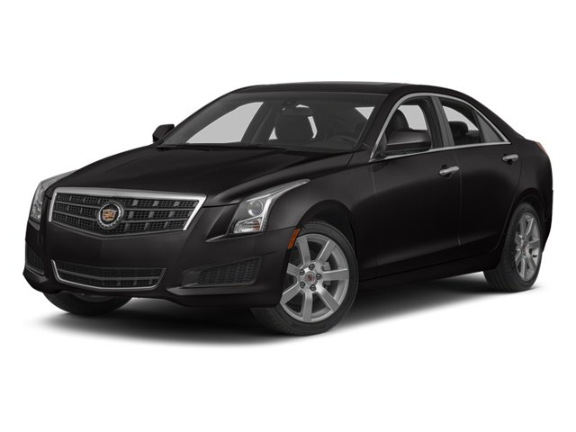 2014 Cadillac ATS 2.0L Turbo Luxury 4dr Sdn 2.0L Luxury RWD Turbocharged Gas I4 2.0L/122 [5]