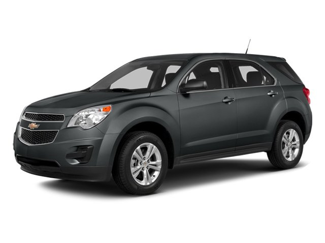 2014 Chevrolet Equinox LS AWD 4dr LS Gas/Ethanol I4 2.4/145 [2]