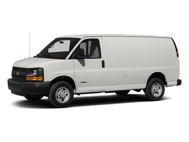 "2014 Chevrolet Express Cargo Van 2500 RWD 2500 135"" Gas/Ethanol V8 4.8L/293 [1]"