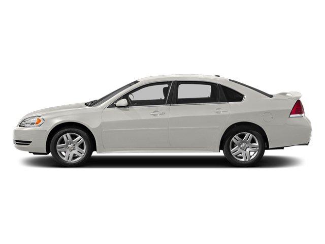 2014 Chevrolet Impala Limited LTZ EBONY  FRONT LEATHER SEATING SURFACES AUDIO