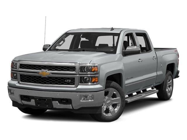 2014 Chevrolet Silverado 1500 LT 2WD Crew Cab 143.5″ LT w/1LT Gas/Ethanol V8 5.3L/325 [2]