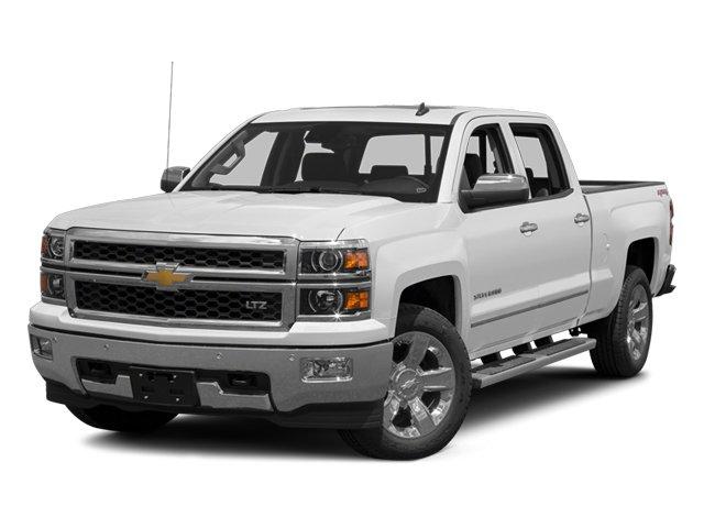 """2014 Chevrolet Silverado 1500 Work Truck 2WD Crew Cab 143.5"""" Work Truck w/2WT Gas/Ethanol V8 5.3L/325 [1]"""