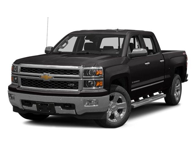 """2014 Chevrolet Silverado 1500 LTZ 4WD Crew Cab 153.0"""" LTZ w/2LZ Gas/Ethanol V8 5.3L/325 [2]"""