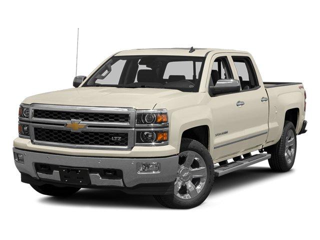 """2014 Chevrolet Silverado 1500 LT 4WD Crew Cab 153.0"""" LT w/1LT Gas/Ethanol V8 5.3L/325 [6]"""