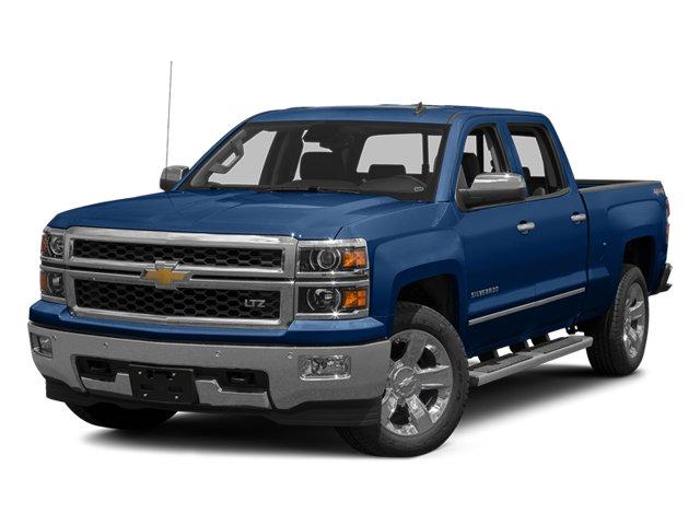 """2014 Chevrolet Silverado 1500 LT 2WD Crew Cab 153.0"""" LT w/2LT Gas/Ethanol V8 5.3L/325 [2]"""