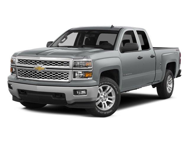 """2014 Chevrolet Silverado 1500 LT 4WD 4WD Double Cab 143.5"""" LT w/1LT Gas/Ethanol V6 4.3L/262 [1]"""