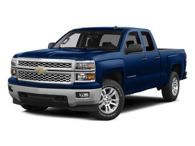 """2014 Chevrolet Silverado 1500 LT 2WD Double Cab 143.5"""" LT w/1LT Gas/Ethanol V8 5.3L/325 [6]"""