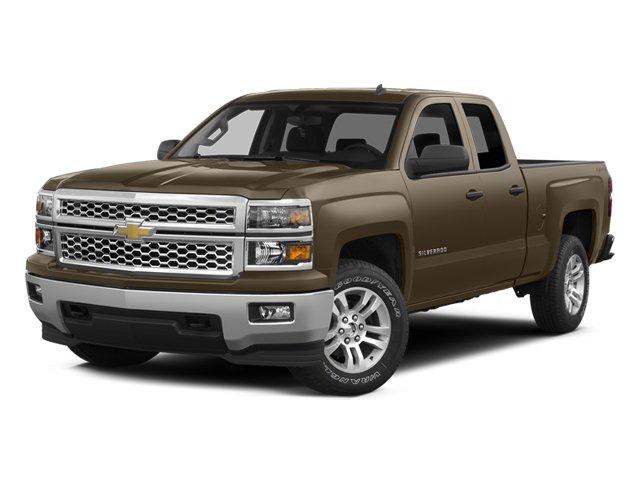 """2014 Chevrolet Silverado 1500 LT 2WD Double Cab 143.5"""" LT w/1LT Gas/Ethanol V8 5.3L/325 [3]"""