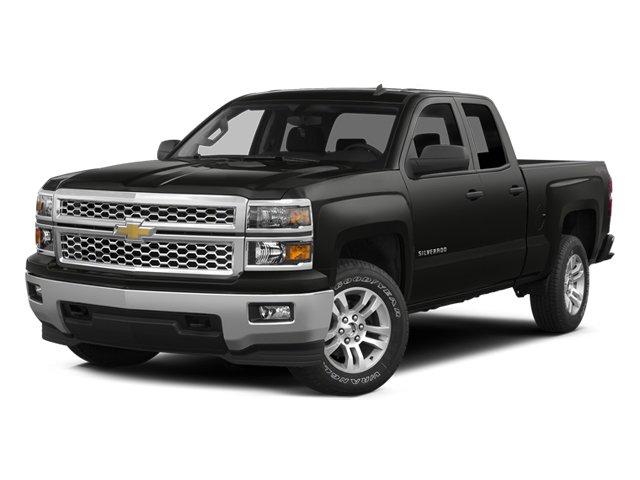 """2014 Chevrolet Silverado 1500 LT 2WD Double Cab 143.5"""" LT w/1LT Gas/Ethanol V8 5.3L/325 [2]"""