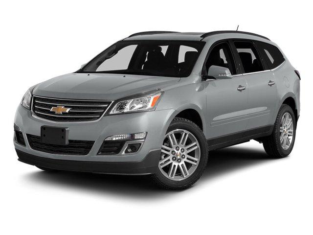 2014 Chevrolet Traverse LS FWD 4dr LS Gas V6 3.6L/217 [4]