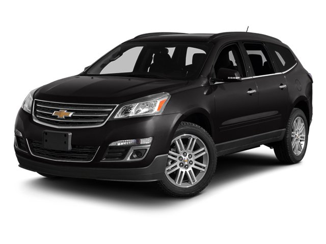 2014 Chevrolet Traverse LT FWD 4dr LT w/2LT Gas V6 3.6L/217 [9]