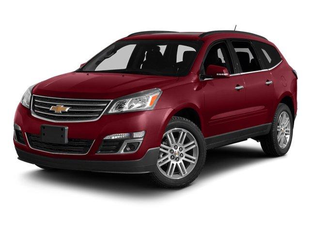 2014 Chevrolet Traverse LT AWD 4dr LT w/1LT Gas V6 3.6L/217 [2]