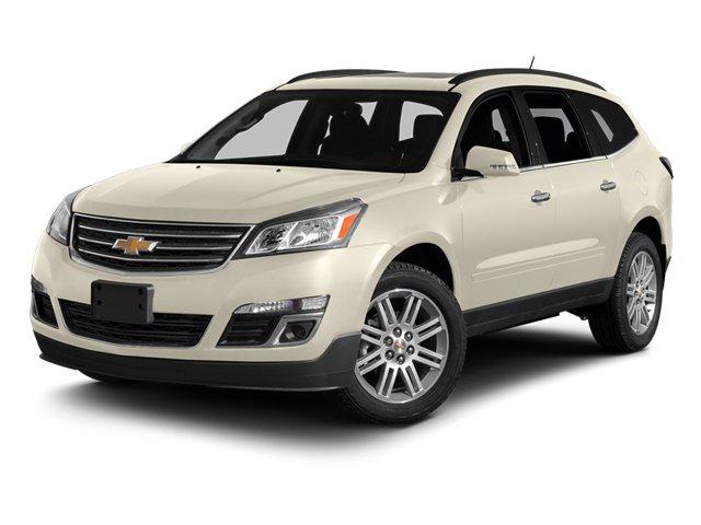 2014 Chevrolet Traverse LT FWD 4dr LT w/1LT Gas V6 3.6L/217 [4]