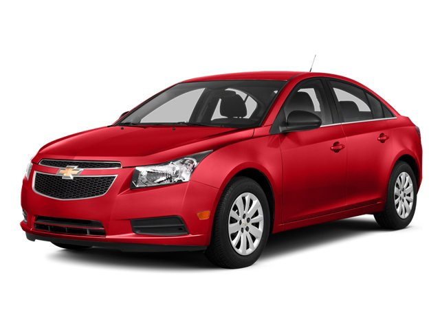 2014 Chevrolet Cruze LTZ 4dr Sdn LTZ Turbocharged Gas I4 1.4L/83 [0]