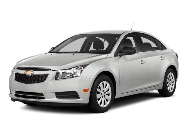 2014 Chevrolet Cruze 1LT 4dr Sdn Auto 1LT Turbocharged Gas I4 1.4L/83 [0]