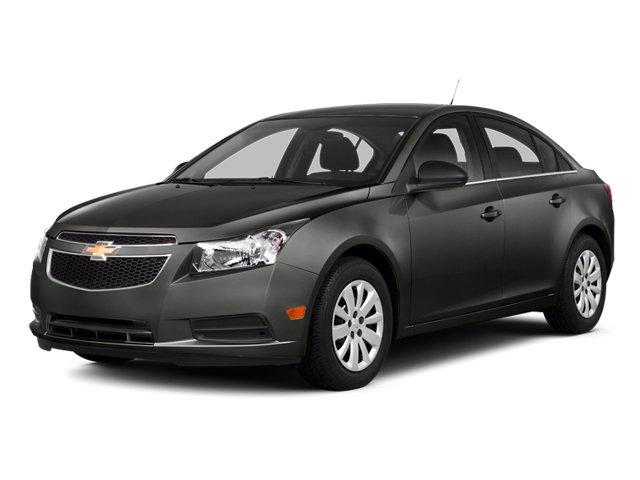 2014 Chevrolet Cruze LTZ 4dr Sdn LTZ Turbocharged Gas I4 1.4L/83 [29]