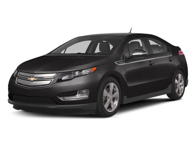 2014 Chevrolet Volt Base 5dr HB Gas/Electric I4 1.4L/85 [1]