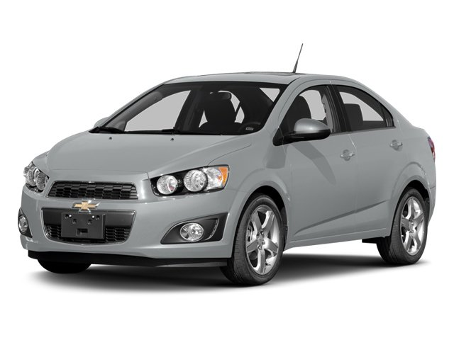 2014 Chevrolet Sonic LT 4dr Sdn Auto LT Gas I4 1.8L/110 [1]
