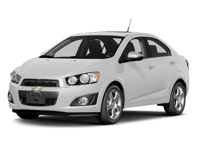 2014 Chevrolet Sonic LT TRANSMISSION  6-SPEED AUTOMATIC  STD LICENSE PLATE BRACKET  FRONT SUMMI