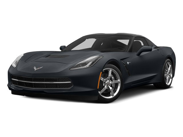 2014 Chevrolet Corvette Stingray 1LT 2dr Cpe w/1LT Gas V8 6.2L/376 [1]