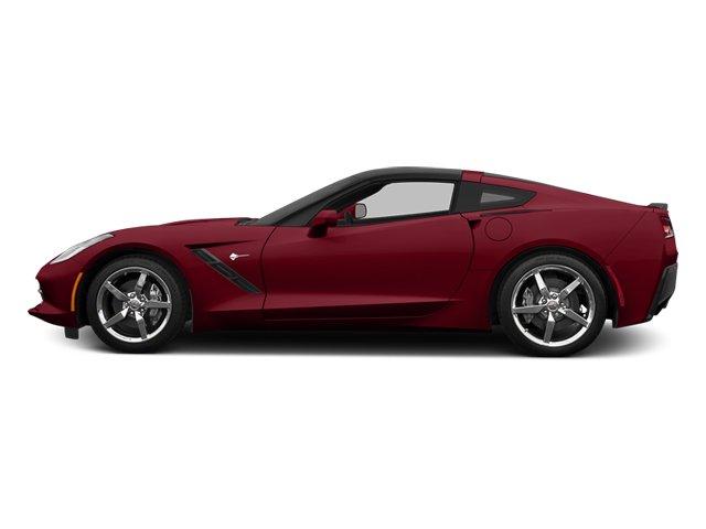 2014 Chevrolet Corvette Stingray Z51 3LT LockingLimited Slip Differential Tires - Front Performan