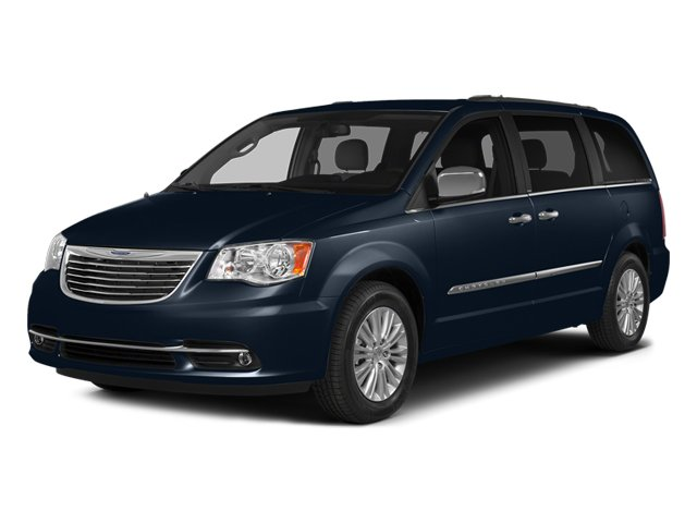 2014 Chrysler Town & Country Touring True Blue Pearlcoat