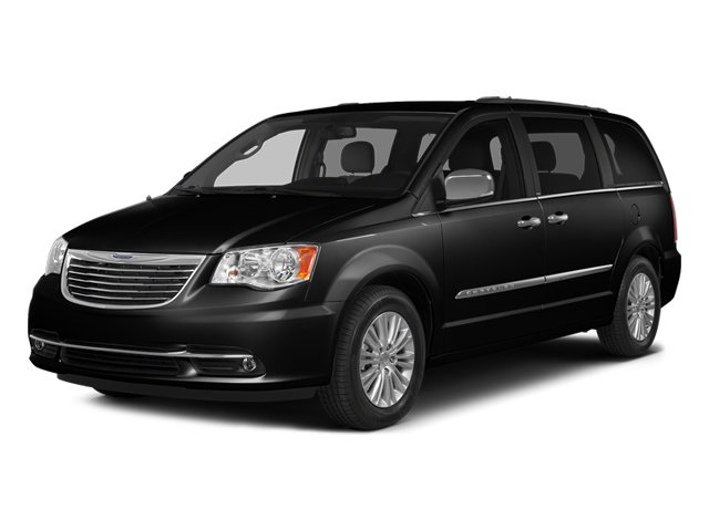 2014 Chrysler Town & Country Touring 4dr Wgn Touring Regular Unleaded V-6 3.6 L/220 [2]