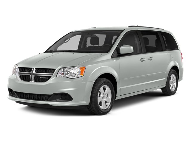 2014 Dodge Grand Caravan SE 4dr Wgn SE Regular Unleaded V-6 3.6 L/220 [4]