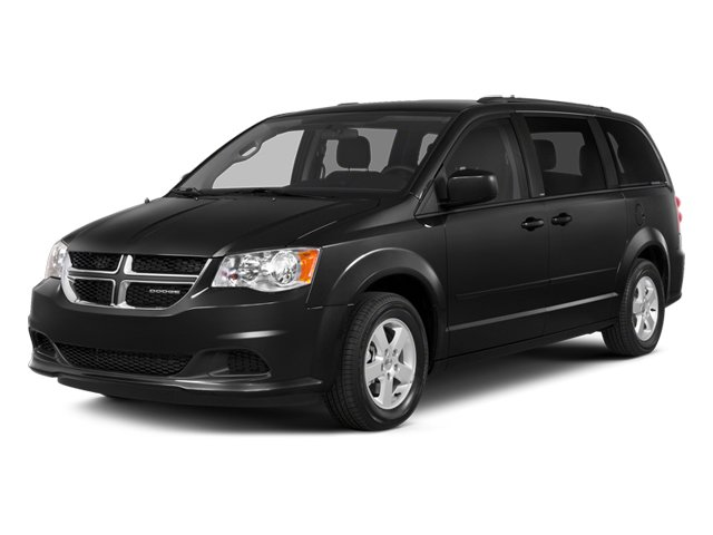 2014 Dodge Grand Caravan SXT 4dr Wgn SXT Regular Unleaded V-6 3.6 L/220 [4]