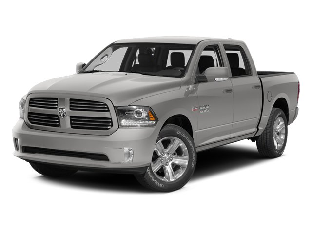 2014 Ram 1500 Express 2WD Crew Cab 140.5″ Express Regular Unleaded V-8 5.7 L/345 [5]