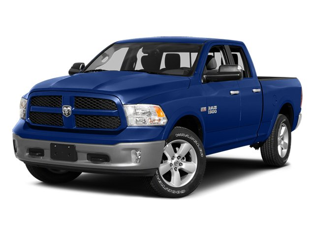 "2014 Ram 1500 Big Horn 2WD Quad Cab 140.5"" Big Horn Regular Unleaded V-8 5.7 L/345 [2]"