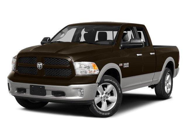 2014 Ram 1500 Laramie 4WD Quad Cab 140.5″ Laramie Regular Unleaded V-8 5.7 L/345 [2]
