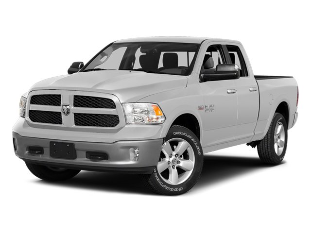 "2014 Ram 1500 Outdoorsman 4WD Quad Cab 140.5"" Outdoorsman Intercooled Turbo Diesel V-6 3.0 L/182 [1]"