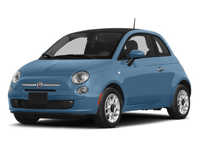 2014 FIAT 500 1957 Edition 2dr HB 1957 Edition Premium Unleaded I-4 1.4 L/83 [0]