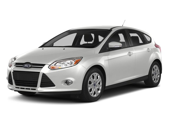 2014 Ford Focus SE 5dr HB SE Regular Unleaded I-4 2.0 L/122 [0]