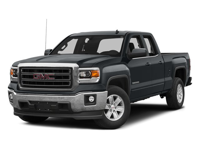"""2014 GMC Sierra 1500 SLE 4WD Double Cab 143.5"""" SLE Gas/Ethanol V8 5.3L/325 [54]"""