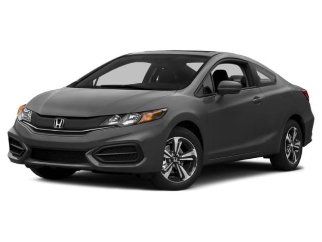 2014 Honda Civic Coupe EX 2dr CVT EX Regular Unleaded I-4 1.8 L/110 [1]