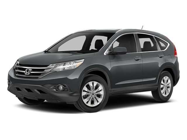 2014 Honda CR-V EX-L AWD 5dr EX-L Regular Unleaded I-4 2.4 L/144 [0]