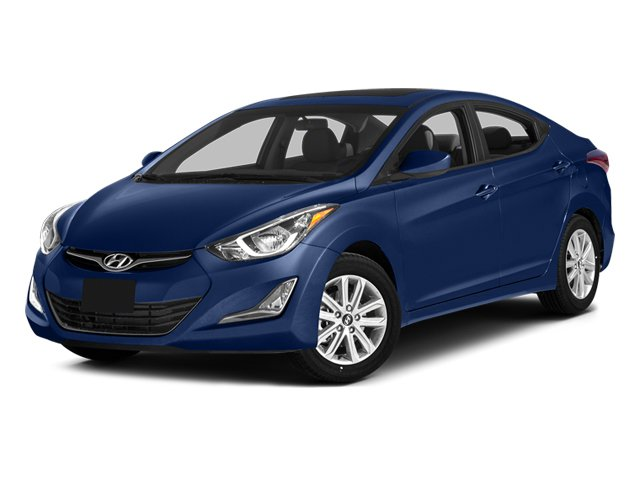 2014 Hyundai Elantra SE 4dr Sdn Auto SE (Alabama Plant) Regular Unleaded I-4 1.8 L/110 [3]