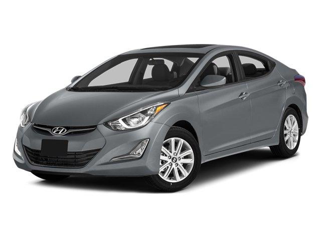 2014 Hyundai Elantra Sport 4dr Sdn Auto Sport PZEV (Ulsan Plant) Regular Unleaded I-4 2.0 L/122 [8]
