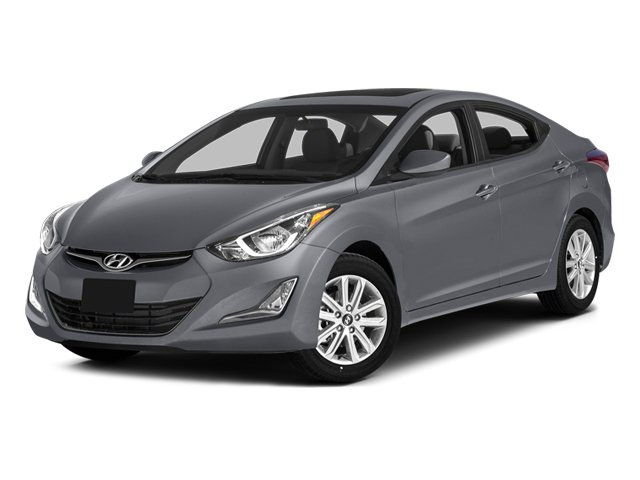 2014 Hyundai Elantra SE 4dr Sdn Auto SE (Alabama Plant) Regular Unleaded I-4 1.8 L/110 [9]