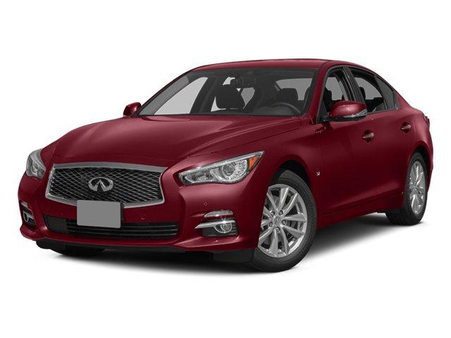 2014 INFINITI Q50 Premium 4dr Sdn Premium RWD Premium Unleaded V-6 3.7 L/226 [4]