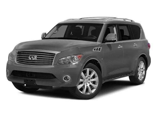 2014 INFINITI QX80 Base 4WD 4dr Premium Unleaded V-8 5.6 L/339 [0]