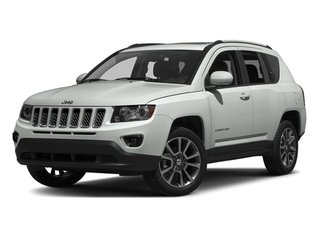 2014 Jeep Compass Limited 4WD 4dr Limited Regular Unleaded I-4 2.4 L/144 [12]