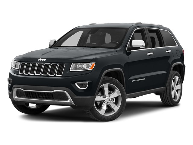 2014 Jeep Grand Cherokee Limited RWD 4dr Limited Regular Unleaded V-6 3.6 L/220 [0]