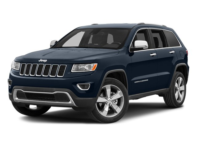 2014 Jeep Grand Cherokee Laredo 4WD 4dr Laredo Regular Unleaded V-6 3.6 L/220 [2]