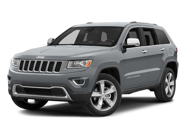 2014 Jeep Grand Cherokee Limited 4WD 4dr Limited Regular Unleaded V-6 3.6 L/220 [1]
